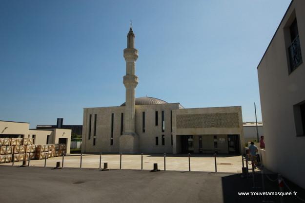TTM tour 2013 : Jour 5 – mosquée de Bellevue à Nantes