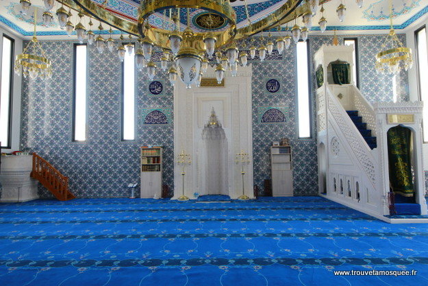 tdf mosquee turque bellevue 21 trouve ta mosqu e. Black Bedroom Furniture Sets. Home Design Ideas