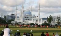 Mosquée du jour : Kuantan en Malaisie