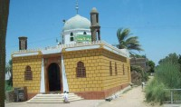 Mosquée du jour : Kurna en Egypte