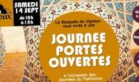 Journées du patrimoine : les mosquées qui vous ouvrent les portes