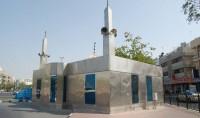 Mosquée du Jour : la mosquée inoxydable