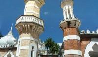 Mosquée du Jour : des minarets construits en 1909