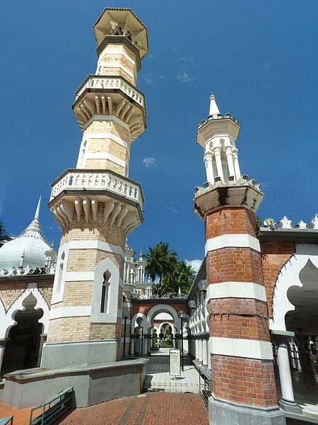 Jamek-Mosquer-Kuala-Lumpur