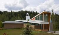 Une mosquée déconstructiviste à Prince George