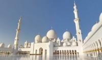 Google s'invite à la grande mosquée d'Abu Dhabi