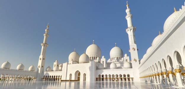 Google s'invite à la grande mosquée d'Abu Dhabi | Trouve