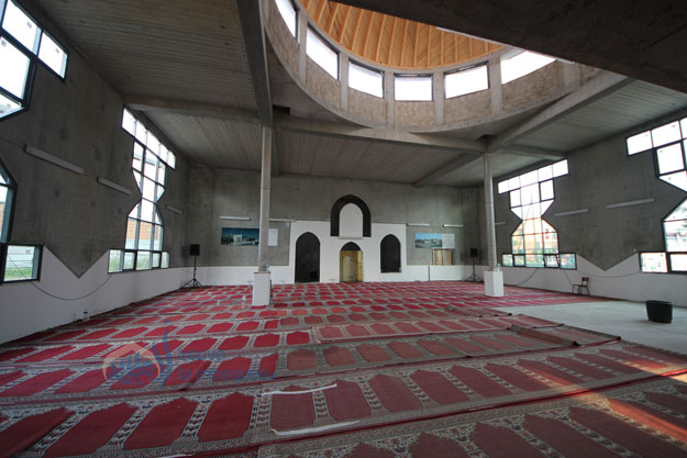 Ramadan 2014  La mosquée de Rosnysousbois #  ~ Heure De Priere Rosny Sous Bois