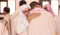 L'aid al Adha à la grande mosquée de Séoul