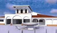 Projet de mosquée : la nouvelle mosquée d'Ambérieu-en-Buegey se construit