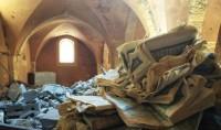 L'une des plus anciennes mosquées de Gaza détruite