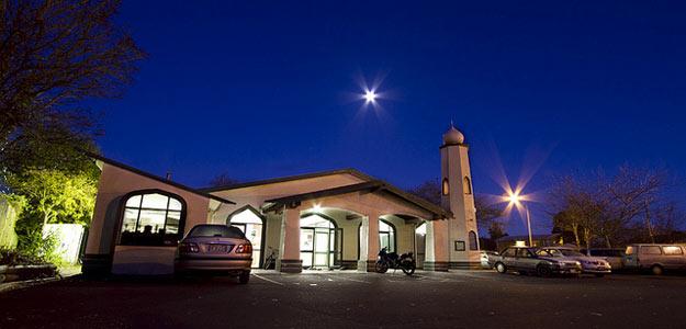Mosquée à Hamilton New Zeland