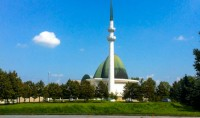 Mosquée du jour : la grande mosquée de Zagreb