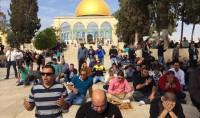 Mosquée du Jour : al Aqsa le vendredi