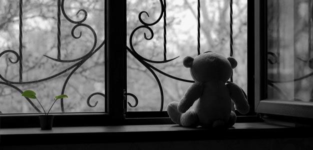 Enfant isolement