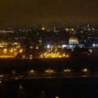 La mosquée Al Aqsa de nuit