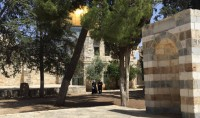 La mosquée Al Aqsa et son esplanade