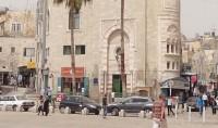 La Mosquée Omar Ibn Al-Khatab de Bethléem en Palestine