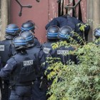 Police de France en intervention