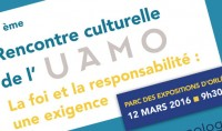 Orléans : 3e rencontre culturelle de l'UAMO