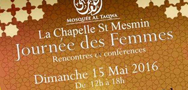 Une mosquée d'Orléans organise la journée des Femmes