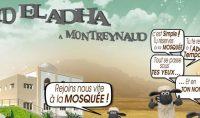 Aid el kebir, la mosquée de Montreynaud organise l'abattage