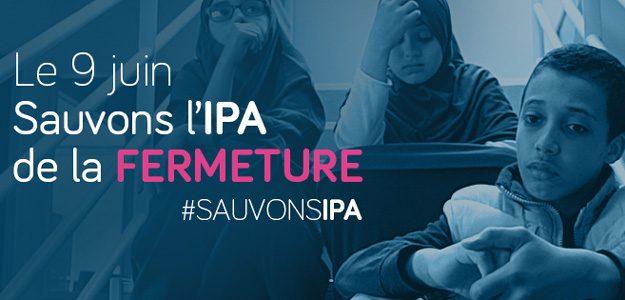 IPA Toulouse, une école qui a besoin de vous