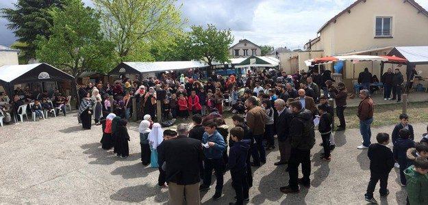 La kermesse de la mosquée Fathi à Chalette-sur-Loing (45)