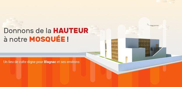 Une mosquée digne pour les Blagnacais #AQuiLeTour