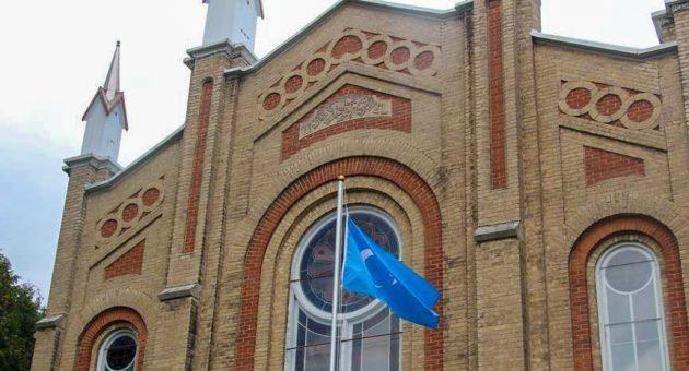 Nouvelle mosquée à Hamilton